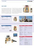 CATALOGUE LASER - Topcon Positioning - Page 5