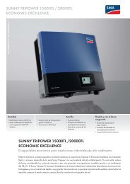 20000TLEE – Economic Excellence - SunFields Europe
