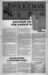 June 1980 - San Francisco Police Officers Association
