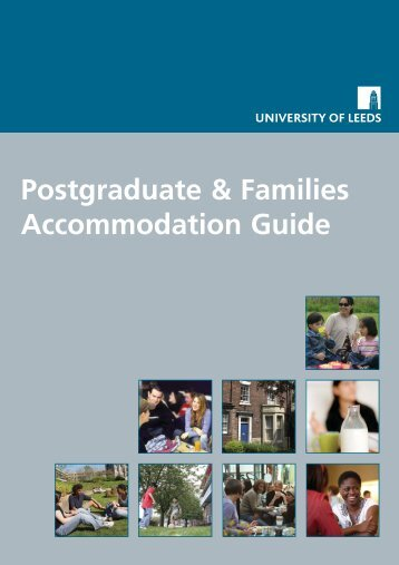 Postgraduate accommodation - Nanofolio