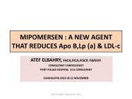 Mipomersen effective therapy for reducing LDL cholesterol in FH ...
