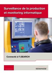 Solution brochure - Swissphone