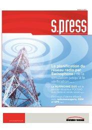 Le HURRICANE DUO - Swissphone