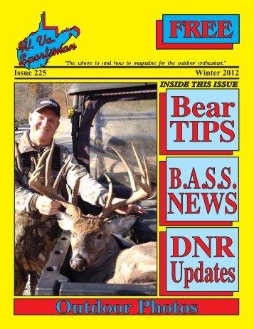 Winter 2012 Issue - Wvasportsman.net