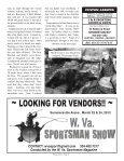 Winter 2012 Issue - Wvasportsman.net - Page 6