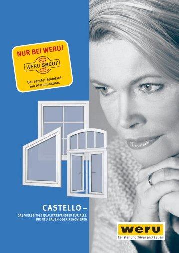 Fenstersystem Castello - Radtke Fenster & Türen GmbH