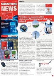 Swissphone News 2008/1
