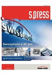 Swissphone a 40 ans