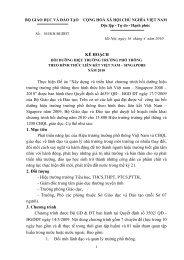 Boi duong hieu truong Viet+Sing[1] - VVOB