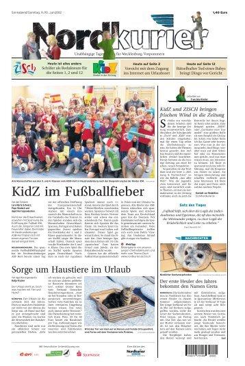 KidZ und ZISCH bringen frischen Wind in die Zeitung - Nordkurier