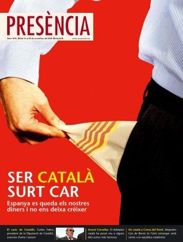 SER CATALÀ SURT CAR - VilaWeb