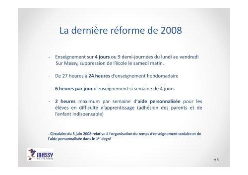 Ecole - Massy