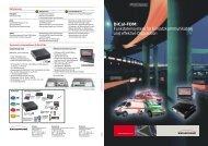 DiCal-FDM: Funkdatensystem für ... - Swissphone