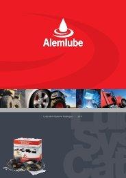Lubrication Systems Catalogue I 2011 - Alemlube