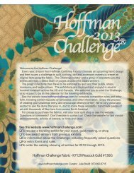 Entries Will Be Accepted. Please wrap Dolls And - Hoffman Challenge