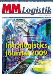 innovative intralogistics - MM Logistik - Vogel Business Media ...