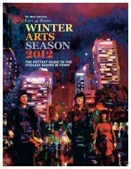 WINTER ARTS SEASON 2012