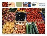 Nutrition & You Bulletin Board - Wellness