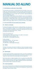 Manual do Aluno - Unileste - Page 4