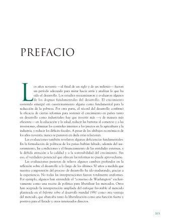 PREFACIO - PAHO Publications Catalog