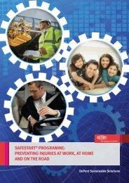 SafeStart® Brochure - Training from DuPont