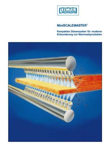 MiniSCALEMASTER® - HENNLICH GmbH & Co KG