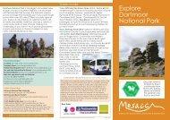 Public transport leaflet - Heart of Devon