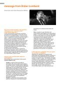 corporate social responsibility complete report France ... - Orange - Page 3
