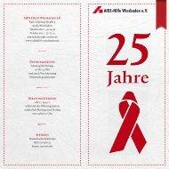 Programm - AIDS-Hilfe Wiesbaden