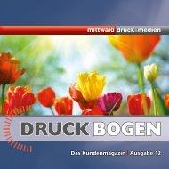 DRUCK BOGEN - Mittwaldmedien