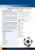 Brighton Secondary School Newsletter February 2013 - Page 4