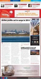 Airline profits set to surge in 2014 - Travel Daily Media