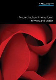 Services And Sectors