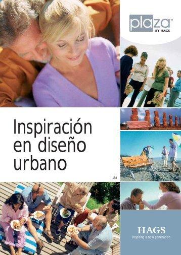 Inspiración en diseño urbano - Hags