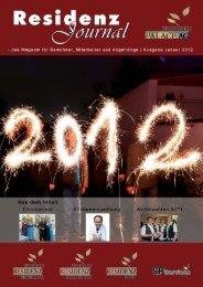 Ausgabe Januar 2012   Seite 1 - Seniorenresidenz Moseltal