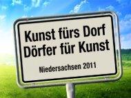 Landschafft - Deutsche Stiftung Kulturlandschaft - diedorfdenker