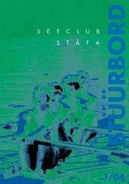 Stüürbord Ausgabe 2004-01 - Seeclub Stäfa