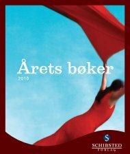 Årets bøker - Schibsted Forlag