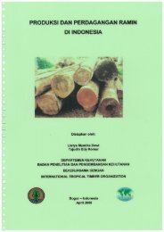 Kajian Kebijakan Pengelolaan Hutan Rawa Gambut - ITTO