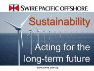 Sustainability - Acting for the Long Term Future - NEIA