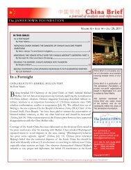 Stephen Blank - The Jamestown Foundation