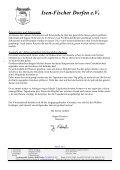 Vereinsmitteilung 2/2012 Wichtig - Isen-Fischer Dorfen - Page 3