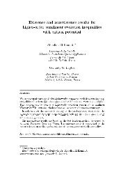 Existence and nonexistence results for higher-order semilinear ...