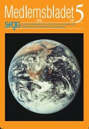 Medlemsblad 5 2008 - SFOG