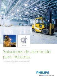 Solucion Alumbrado Industria - Philips