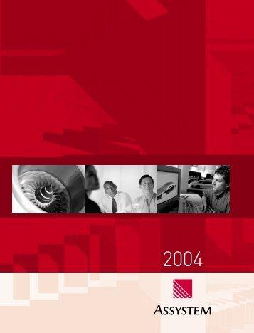 2004 - Paper Audit & Conseil