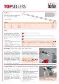 PRÉLÈVEMENT DE DENRÉES ALIMENTAIRES ... - Bürkle GmbH - Page 2