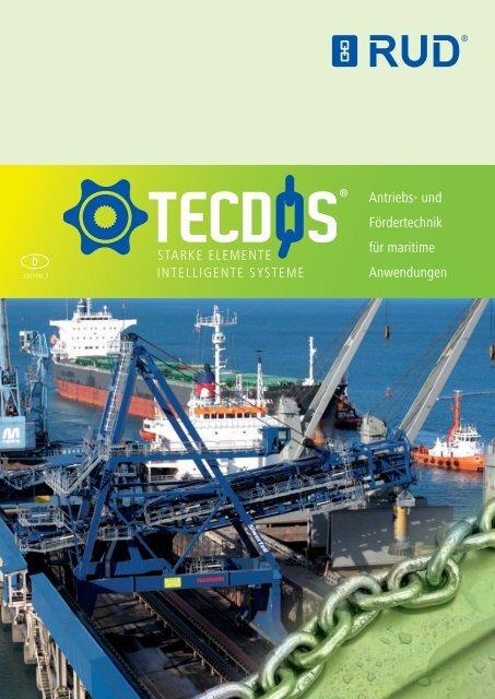 Antriebs- und Fördertechnik für maritime Anwendungen - RUD