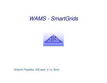 Popelka - WAMS-SmartGrids - AIS spol. s ro