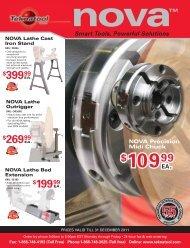 US Retail Catalogue - Teknatool
